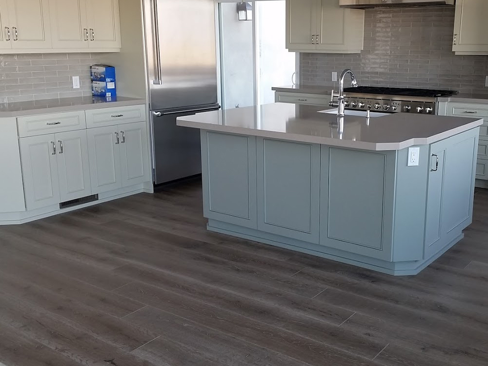 Hard Wood Floors In Kitchen
