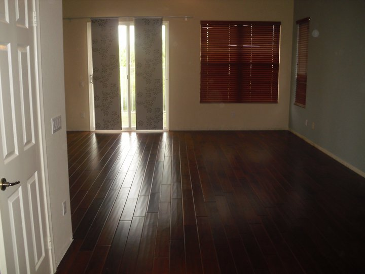 Photo of hardwood floors